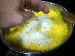 Elaboración Risotto alla milanese. Chef Koketo (JorgeHernandezAlonso) Tags: chef fotografia gastronomia jorgehdezalonso koketo risotto risottoallamilanese risottoalamilanesa gastronomíaitaliana cocinaitaliana arroz recetasdearroz chefkoketo