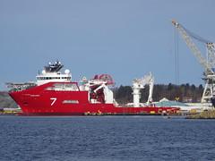 Skandi Acergy - Stavanger havn, Norge (pserigstad) Tags: stavanger rogaland norge norway stavangerhavn