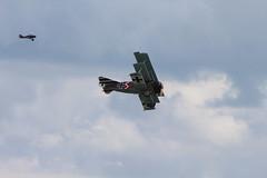 IMG_5201 (routemaster2217) Tags: clactononsea clactonairshow clactonairshow2018 airshow airdisplay aviation aircraft aeroplane bremontgreatwardisplayteam biplane triplane wwi worldwarone worldwar1 greatwar