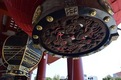 Senso-ji detail (carrieegibson) Tags: travel photography japan architecture tokyo