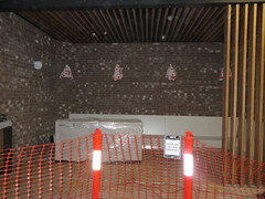 Hoyts Tea Tree Plaza - Entry Foyer during renovations - October 2018 (RS 1990) Tags: friday 12th october 2018 teatreegully modbury adelaide southaustralia teatreeplaza renovation upgrade hoyts cinemas