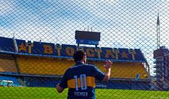 El hincha (matiaskremser) Tags: bombonera arge argentina boca futbol potal viajar travel turismo pasion