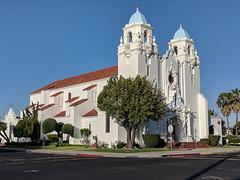 """Saint Michael's Church"", Livermore, California (Joey Hinton) Tags: livermore california unitedstates saint michaels church google pixel2 andriod smartphone cellphone cameraphone phone"