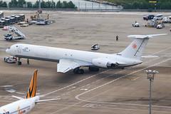 RADA AIRLINES Il-62 EW-450TR 0051 (A.S. Kevin N.V.M.M. Chung) Tags: aviation aircraft aeroplane airport airlines apron plane spotting ilyushin il62 cargo