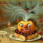 Halloween Dinner, 1908 thumbnail