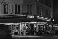 Le Galliera - Explored (Sharky.pics) Tags: 2018 france october urban monochrome travel legalliera nikond850 city blackandwhite europe architecture lights paris fr