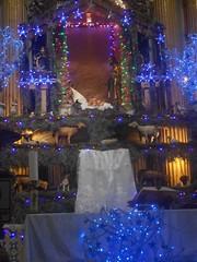 ¿Templo de Santa Mónica? (omarsant9) Tags: navidad nacimientos templo puebla diciembre belem belen noche buena de paz amor pastor portal reyes magos estrella