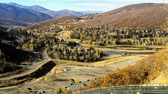 Deer valley. Utah (zairakhan) Tags: outdoor deervalley utah usa mountains autumn2018 scenic landscape mountainside