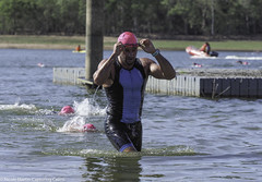 "Cairns Crocs Lake Tinaroo Triathlon-Swim Leg • <a style=""font-size:0.8em;"" href=""http://www.flickr.com/photos/146187037@N03/45592596631/"" target=""_blank"">View on Flickr</a>"