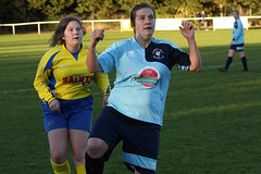61 (Dale James Photo's) Tags: buckingham athletic ladies football club ascot united fc reserves womens thames valley counties league cup stratford fields non