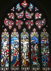 [67671] St Peter, Doddington : North Aisle East Window (Budby) Tags: doddington lincolnshire church stainedglass window