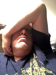 Day 2450: Day 260: Elbow (knoopie) Tags: 2018 september iphone picturemail doug knoop knoopie me selfportrait 365days 365daysyear7 year7 365more day2450 day260