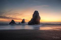 Burning Rodeo III (sberkley123) Tags: california d850 usa nikon seastack sunset rodeobeach marin longexposure colors seascape sanfrancisco pacific 1424mm ocean