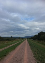 Long run along the Elz from Emmendingen to Riegel and back (Breisgau, Baden, Germany) (Loeffle) Tags: 092018 deutschland germany allemagne baden breisgau emmendingen riegel elz fluss river rivere longrun langerlauf running laufen