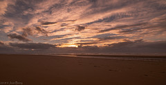 Formby Beach, Merseyside (joanjbberry) Tags: formbybeachmerseyside beach landscape fujifilm xt3 fujifilmxt3 sand sea water clouds sunset seaside seasidetown