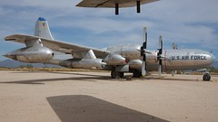 Boeing 345 B-50D-125-BO / KB-50J Superfortress 49-0372 in Tucson (J.Comstedt) Tags: aircraft flight aviation air aeroplane museum airplane us usa planes pima space tucson az boeing 345 b50 superfortress usaf 490372