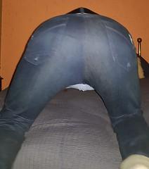 After office.... después de la oficina.... (Ray Vald s) Tags: bulge buttgay jeans jeansbulge