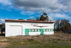 Campbelltown (Westographer) Tags: campbelltown victoria australia country rural derelict abandoned corrugatediron winterlight