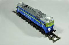 ST44-1216 (08) (Mateusz92) Tags: lego train zbudujmy gagarin st44 st441216 pkp cargo