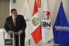 SBN y Sunarp firman convenio de cooperación interinstitucional