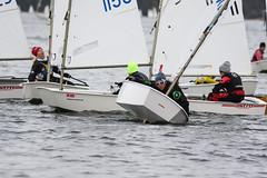 KSSS Olympic Class regatta 2018