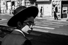20180812-DSC_9807-2 (thomschphotography3) Tags: israel jerusalem meashearim portrait boy jew jewish orthodox blackandwhite monochrome streetphotography person youngman