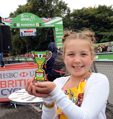 AWP Tour of Britain Mansfield 13 (Nottinghamshire County Council) Tags: tob nottinghamshire cycling race bicycles tourofbritain 2018 notts bike mansfield cup trophy tour britain