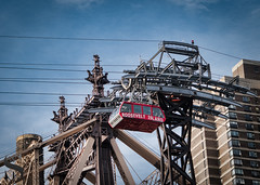 59th Street Bridge and Roosevelt cable car_-3 (Singing With Light) Tags: 2016 2017 28th 2ndave 59thstreetbridge alpha6500 february milford mirrorless ny nyc roosevelt singingwithlight tram a6500 park photography randomshots singingwithlightphotography sony sunrise winter
