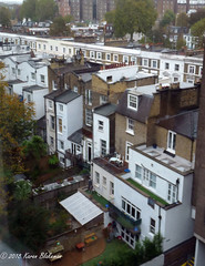 October 14th, 2018 View from my hotel Window (karenblakeman) Tags: houses terrace roof olympia london uk 2018 2018pad october