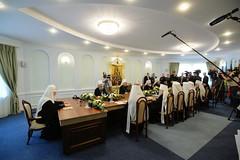 13. Заседание Свящ. Синода РПЦ в Минске 15.10.2018