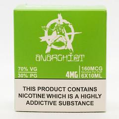 Anarchist Green (VAPEPRODUCTPHOTOS) Tags: eliquid vape vaping vapour oxford 10ml 3mg 0mg 6mg 12mg 18mg box pg vg 500px tpd anarchist