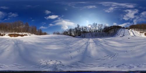 2016-02-22 Ski springbord ©  RusXD