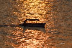 sunset (g_athens [swaping]) Tags: sunset boat poros greece sea ελλάδα πόροσ βάρκα δύση ψαρασ fisherman