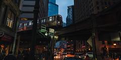 The Chicago Loop (Alexander Kurz) Tags: 28mm chicago illinois leica leicaq q usa loop cta lakest wabashave