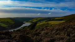 Ladybower Reservoir (Di-Di Paget :)) Tags: derbyshire ladybower clouds