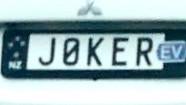 J0KER (Lee Bennett) Tags: tag vanity custom plate license