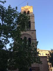(Paradiso's) Tags: building tree tower church architecture sky athens ekklisia agia triada rosiki