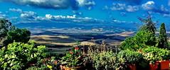Buongiorno Toscana (gerard eder) Tags: world travel reise viajes europa europe italy italia italien tuscany toscana toskana landscape landschaft paisajes panorama pienza natur nature naturaleza valdorcia outdoor