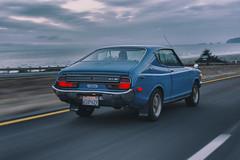 (djerniganphoto) Tags: datsun california humboldt car jdm 710 nissan