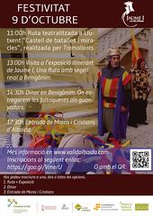 Diada País Valencià Vall Albaida