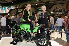 Intermot Köln 2018 (Serge Pellkatov) Tags: intermot köln 2018 promotion girls sexy kawasaki motorrad