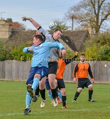 Bloxham Vets Fc 2 Swalcliffe Cottagers 5 (edwinbarson) Tags: football sport soccer sportsphotography sports team grassroots ground nikon non league oxfordshire