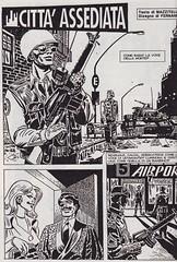 Lanciostory #v18#43 / Città Assediata (micky the pixel) Tags: comics comic fumetti heft adventure euraeditoriale lanciostory eduardomazzitelli angelfernandez cittàassediata soldat soldier