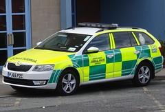 North West Ambulance Service (PJ65 PZC) (ferryjammy) Tags: rrv ambulance nwas pj65pzc northwest