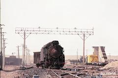 2018/10/2 JS8195 Sandaoling (Pocahontas®) Tags: js8195 steam engine locomotive loco rail railroad railway chinarailway train steamlocomotive film kodak kodakektar100