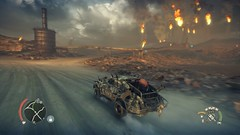 Mad Max_20181022231450 (Livid Lazan) Tags: mad max videogame playstation 4 ps4 pro warner brothers war boys dystopia australia desert wasteland sand dune rock valley hills violence motor car automobile death race brawl gaming wallpaper drive sky cloud action adventure divine outback gasoline guzzoline dystopian chum bucket black finger v8 v6 machine religion survivor sun storm dust bowl buggy suv offroad combat future