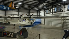 Consolidated 28-5MC PBY-5A Catalina / Canso A 9742 in Tucson (J.Comstedt) Tags: aircraft flight aviation air aeroplane museum airplane us usa planes pima space tucson az consolidated 28 pby5 catalina canso canadian force 9742 n68740