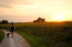 Andare nel sole (Silvia e Penny a Gaggiano) - Go in the sun (stella.iloveyou) Tags: gaggiano bassapadanamilanese