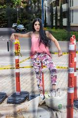 Isabel Ulloa (JoseJimenezF) Tags: medellin parquesdelrio fotografia filmphotography photography foto calle street colombia envigado