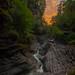 Sunrise in Watkins Glen